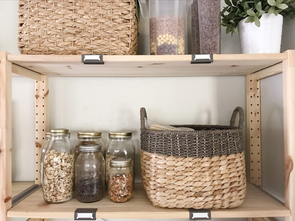 The Hassle Free Pantry That's